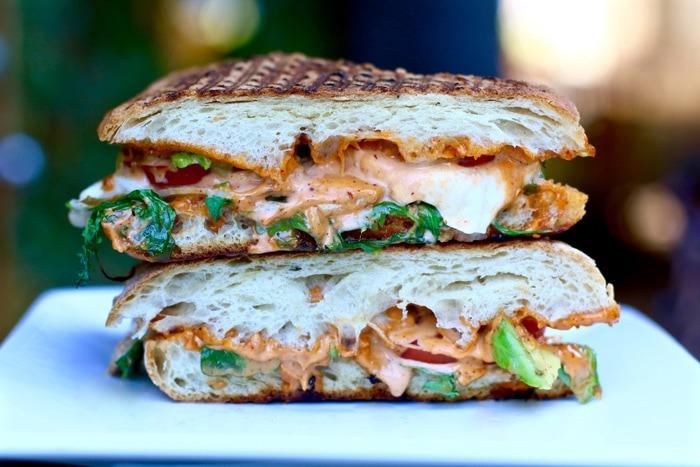 Frienze Panini Sandwich